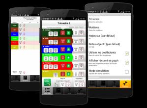 Développement appication android Educscore